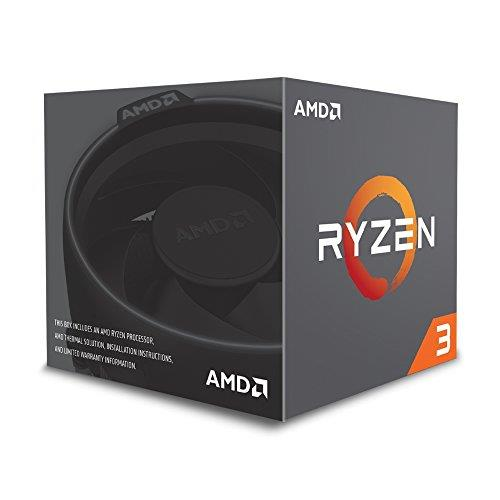 CPU|AMD|Ryzen 3|1200|Summit Ridge|3100 MHz|Cores 4|8MB|Socket SAM4|65 Watts|BOX|YD1200BBAEBOX