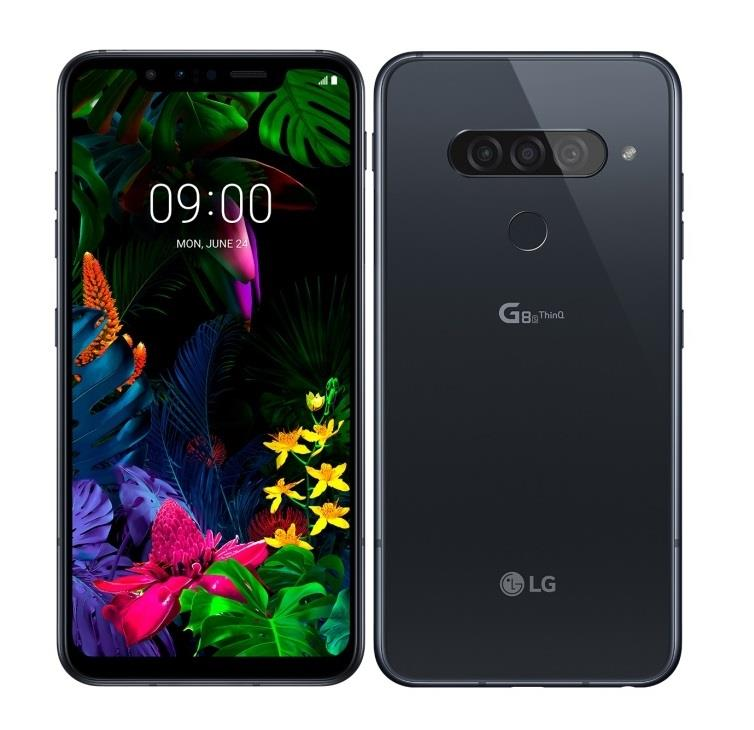 MOBILE PHONE G8S THINQ 128GB/BLACK LG
