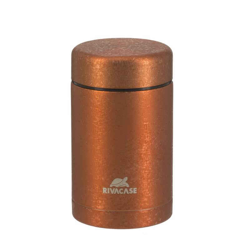 FOOD JAR 0.45L COPPER/90431CPC RIVACASE