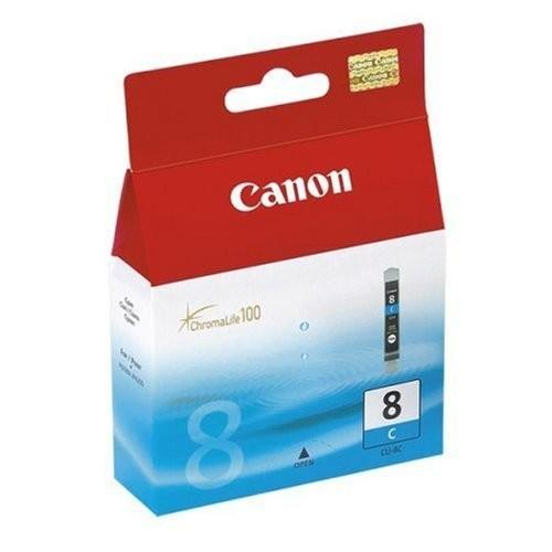 INK CARTRIDGE CYAN CLI-8C/0621B001 CANON
