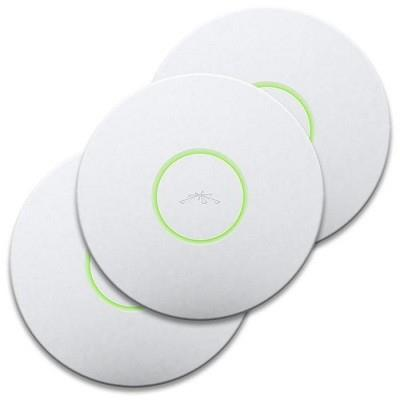 WRL ACCESS POINT 300MBPS/3PACK UNIFI UAP-3 UBIQUITI