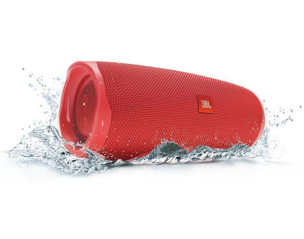 Portable Speaker|JBL|Charge 4|Portable/Waterproof/Wireless|Bluetooth|Red|JBLCHARGE4REDAM
