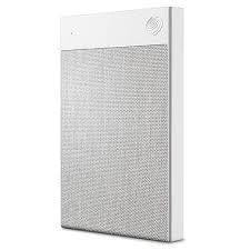 External HDD|SEAGATE|Backup Plus|2TB|USB-C|Colour White|STHH2000402