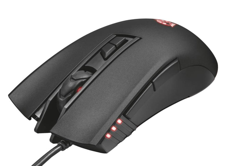 MOUSE USB OPTICAL GAMING/GXT121 23091 TRUST