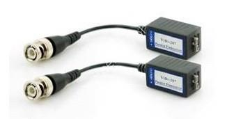 VIDEO BALUN SET UTP/VIDI-207 GENWAY