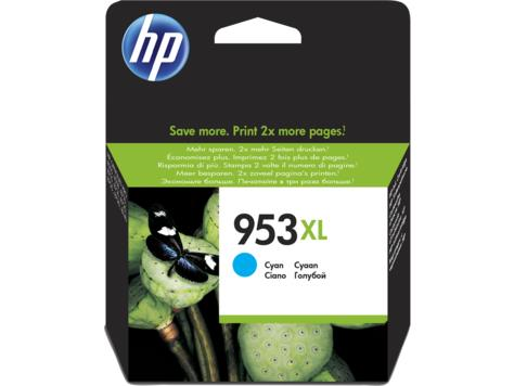INK CARTRIDGE CYAN NO.953XL/20ML F6U16AE HP