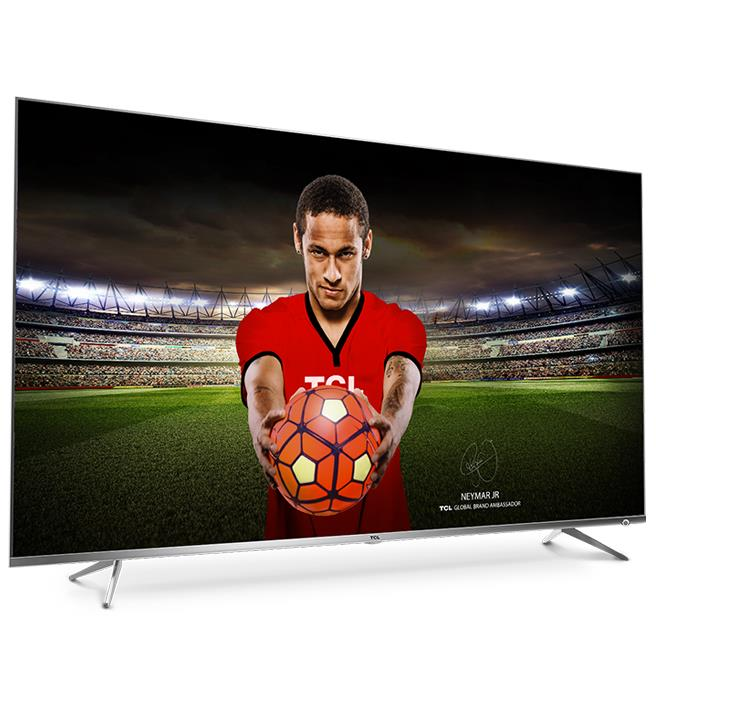 TV Set|TCL|4K/Smart|55"