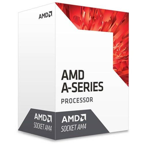 CPU|AMD|A8|A8-9600|Bristol Ridge|3100 MHz|Cores 4|2MB|Socket SAM4|65 Watts|GPU Radeon R7 Series|BOX|AD9600AGABBOX