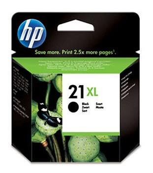 INK CARTRIDGE BLACK NO.21XL/12ML C9351CE HP