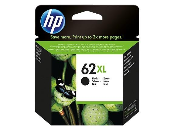 INK CARTRIDGE BLACK NO.62XL/C2P05AE HP