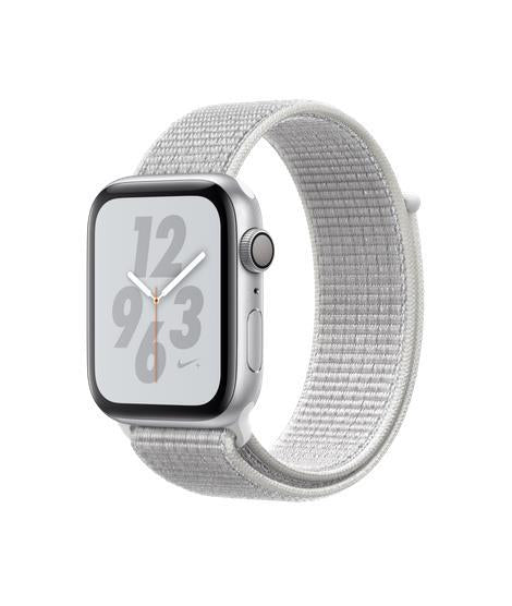 SMARTWATCH NIKE+ 44MM ALUMIN/SILVER/WHITE MU7H2 APPLE