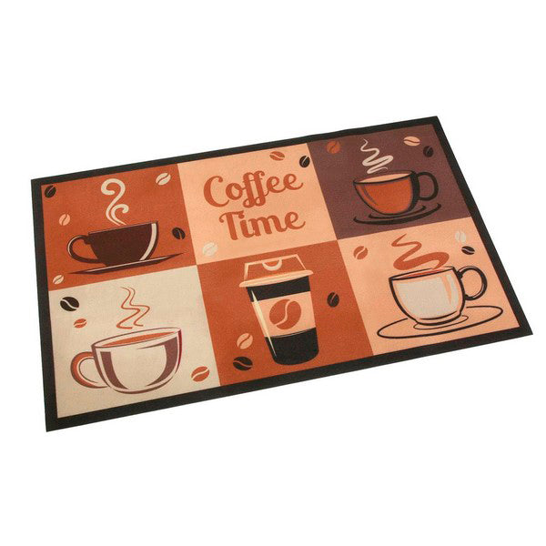 Vaip Coffee Time Polüester (50 x 2 x 80 cm)