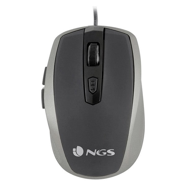 Optiline Hiir NGS Wired Mouse 1600 dpi USB Hall