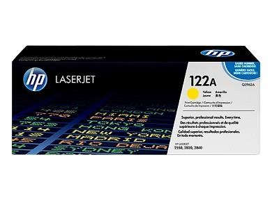 TONER YELLOW 122A /LJ2550 4K/Q3962A HP