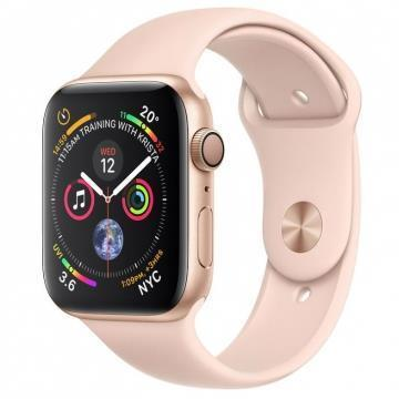 SMARTWATCH SERIES4 44MM ALUMIN/GOLD/PINK SPORT MU6F2 APPLE