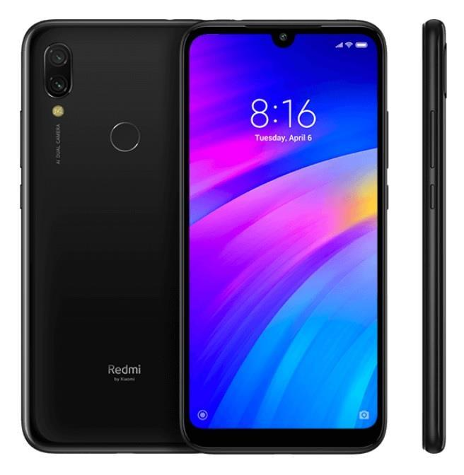 MOBILE PHONE REDMI 7 32GB/BLACK MZB7367EU XIAOMI