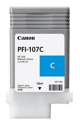 INK CARTRIDGE CYAN PFI-107/6706B001 CANON