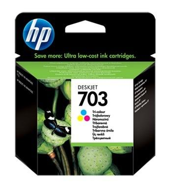 INK CARTRIDGE COLOR NO.703/CD888AE HP