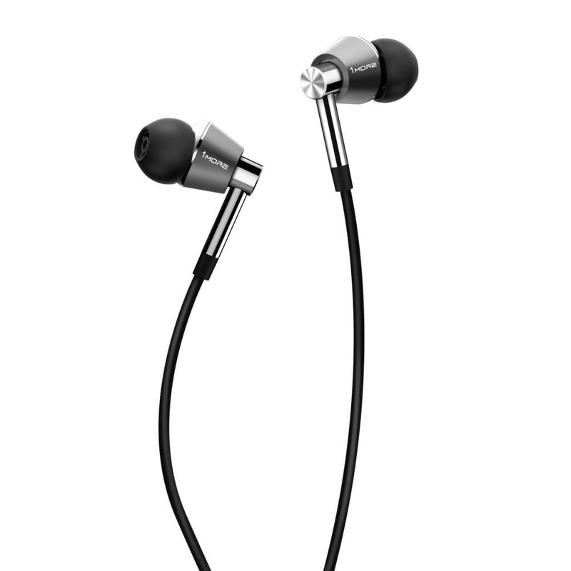 HEADSET TRIPLE DRIVER IN-EAR/E1001-SILVER 1MORE