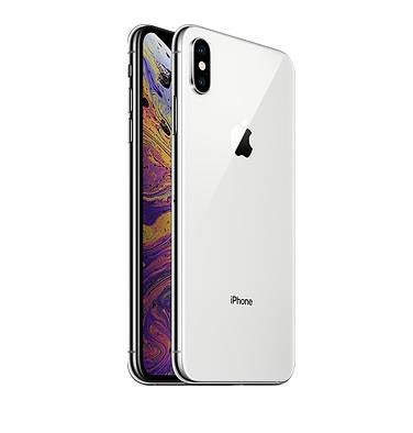 MOBILE PHONE IPHONE XS MAX/64GB SILVER MT512 APPLE
