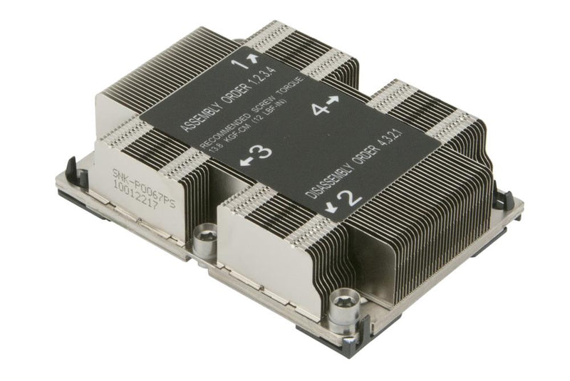 SERVER ACC HEATSINK/PAS. SNK-P0067PS SUPERMICRO