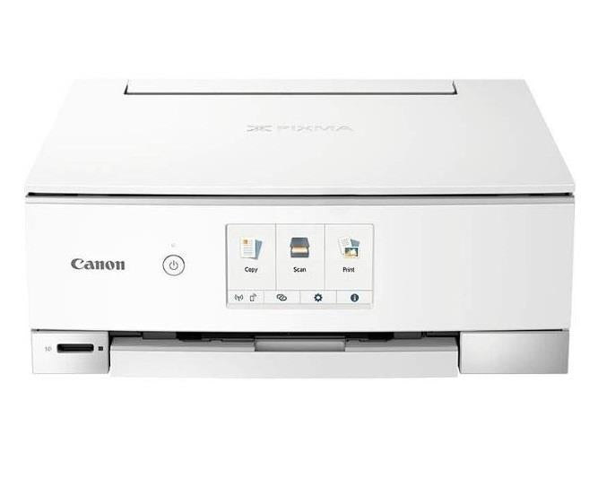 PRINTER/COP/SCAN PIXMA TS8251/WIFI WHITE 2987C026 CANON