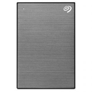 External HDD|SEAGATE|Backup Plus Slim|2TB|USB 3.0|Colour Space Gray|STHN2000406
