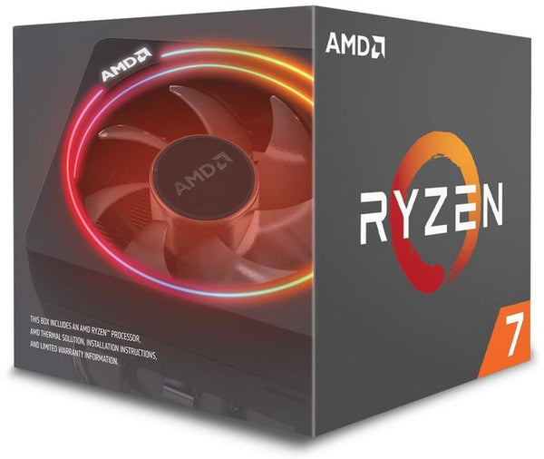 CPU|AMD|Ryzen 7|2700|Pinnacle Ridge|3200 MHz|Cores 8|16MB|Socket SAM4|65 Watts|BOX|YD2700BBAFBOX