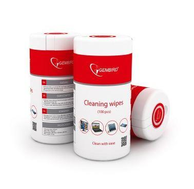 CLEANING WIPES 100PCS/CK-WW100-01 GEMBIRD