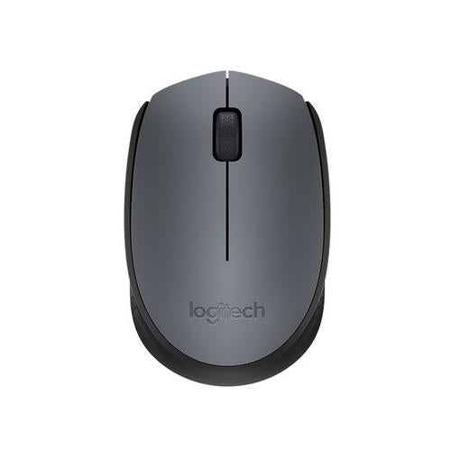 MOUSE USB OPTICAL WRL M170/GREY 910-004642 LOGITECH