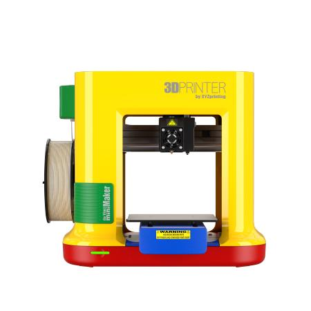 3D Printer|XYZPRINTING|Technology Fused Filament Fabrication|da Vinci miniMaker|size 390 x 335 x 360 mm|3FM1XXEU01B