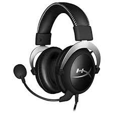 HEADSET HYPERX CLOUDX PRO/HX-HSCL-SR/NA KINGSTON