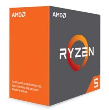 CPU|AMD|Ryzen 5|1600|Summit Ridge|3200 MHz|Cores 6|16MB|Socket SAM4|65 Watts|BOX|YD1600BBAEBOX