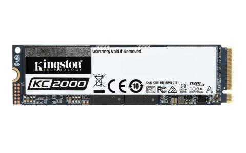 SSD|KINGSTON|KC2000|2TB|M.2|PCIE|TLC|Write speed 2200 MBytes/sec|Read speed 3200 MBytes/sec|MTBF 2000000 hours|SKC2000M8/2000G