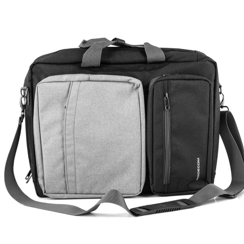 "NB CASE/BACKPACK RENO 15.6""/GREY TOR-MC-RENO-GRE MODECOM"