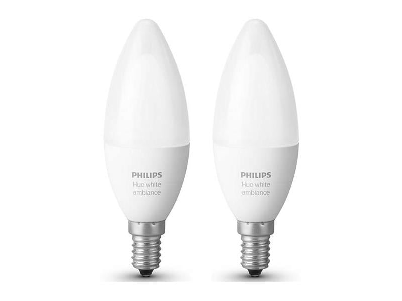 LIGHT BULB E14 B39 6W AMBIANCE/2PACK 929001301402 PHILIPS