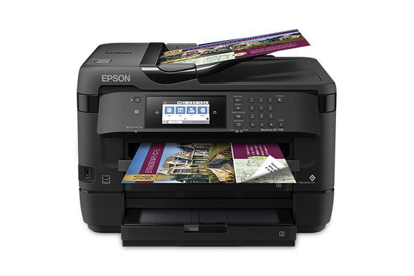 PRINTER/COP/SCAN/FAX WF-7720/C11CG37412 EPSON