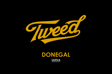 "Donegal ""Sativa"" Strain Review - Tweed"