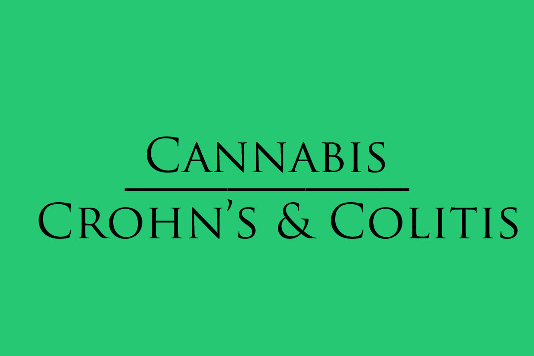 Crohn's, Colitis and Cannabis