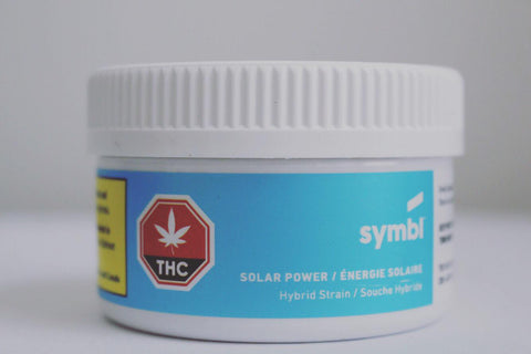 Symbol cannabis product review