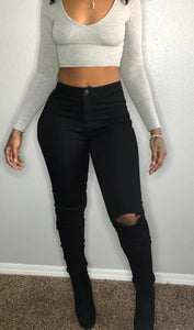 Kendra high waist pants