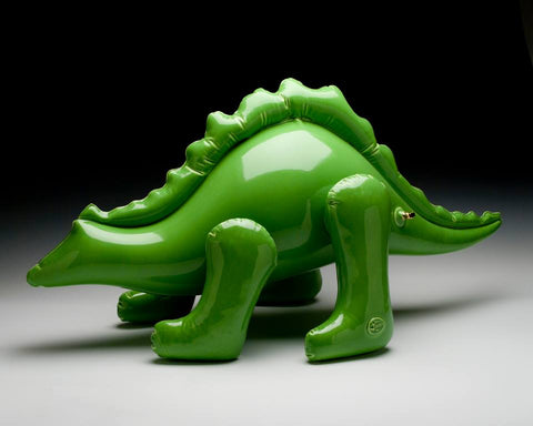 Large Inflatable Stegosaurus (Made to Order)