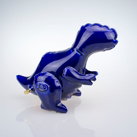 Small Inflatable T-REX Cobalt Blue