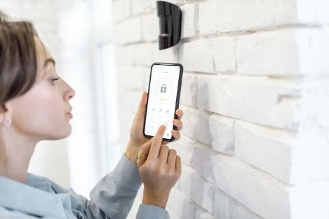Where to install your motion sensor