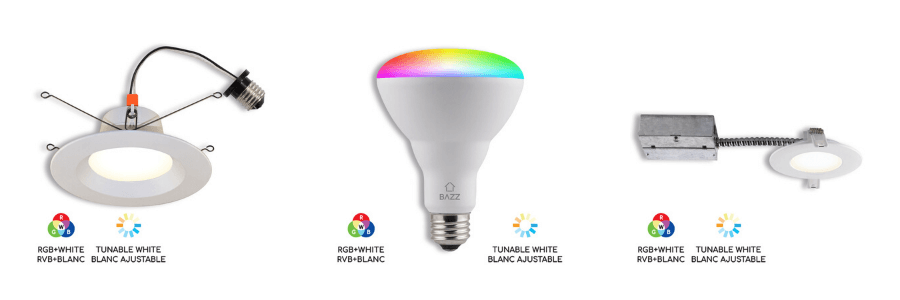 Smart Light Bulb | BAZZ Smart Home