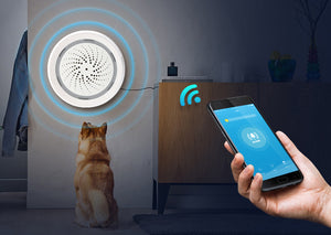 Smart WiFi Siren Alarm
