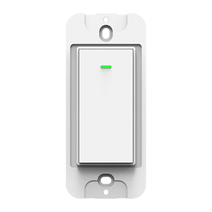 Smart WiFi Wall Switch (2-Pack)