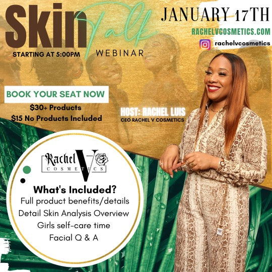 Skin Talk Ticket