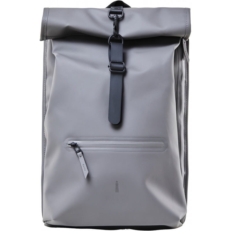 Roll Top Rucksack Charcoal