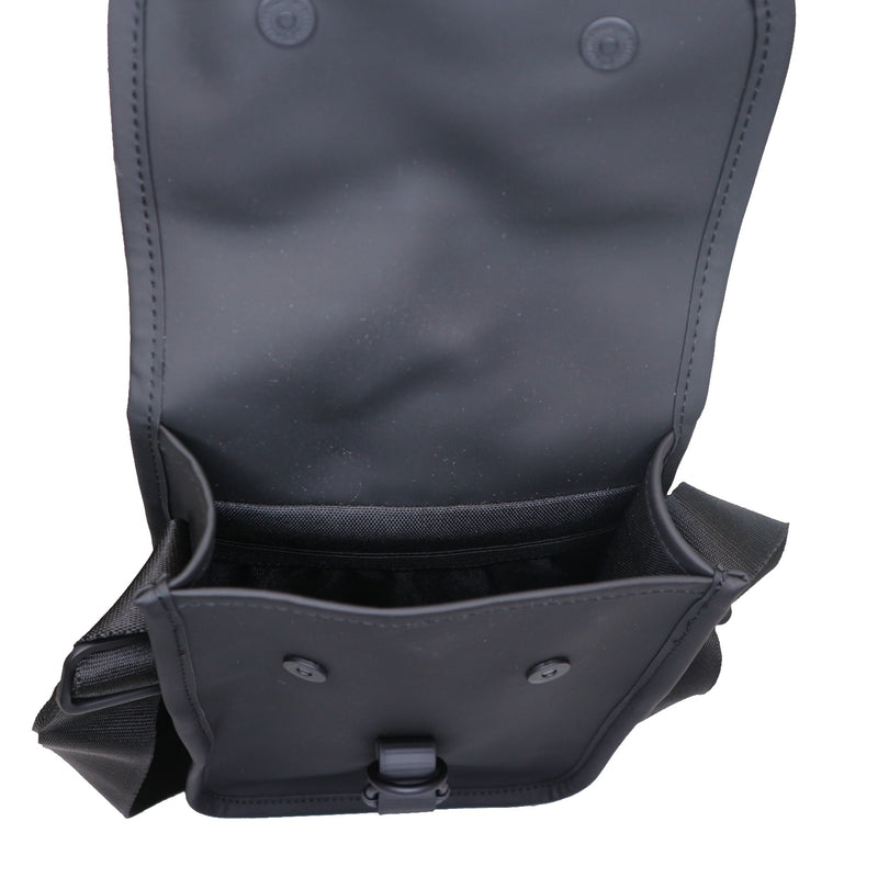 Rains Flight Bag 01 Black 1309